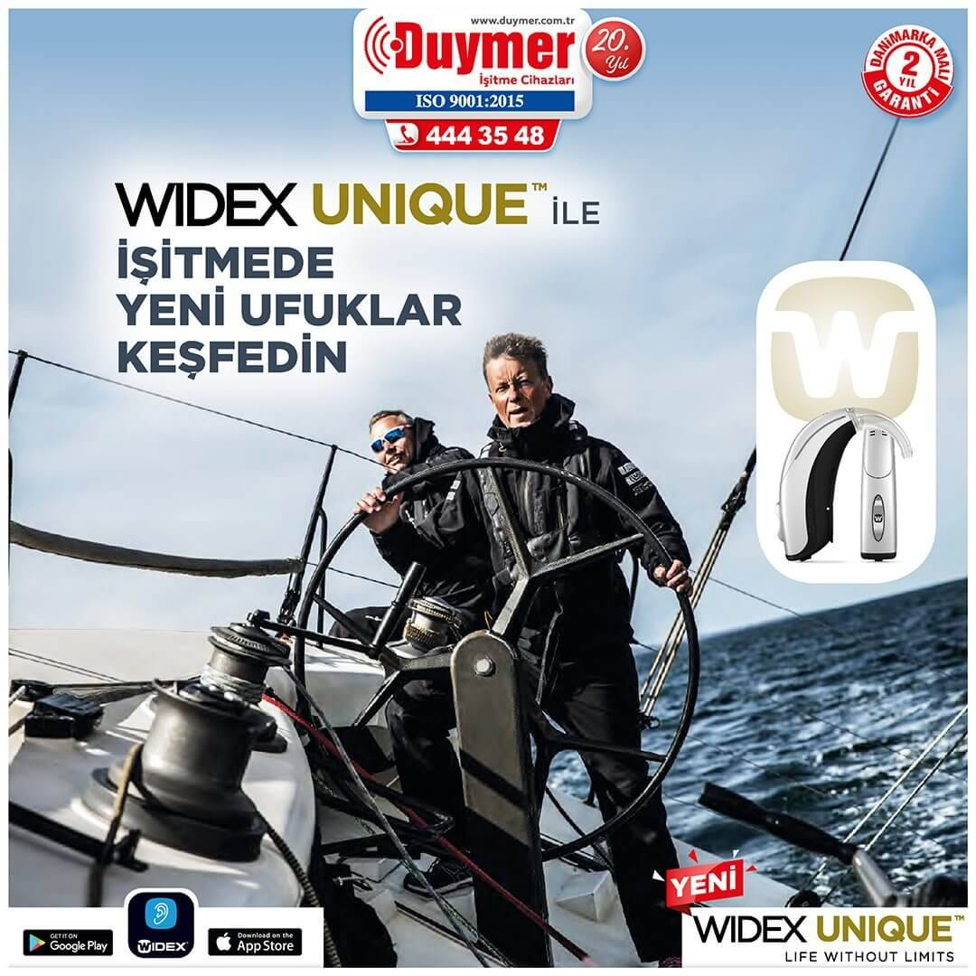 widex unique 100