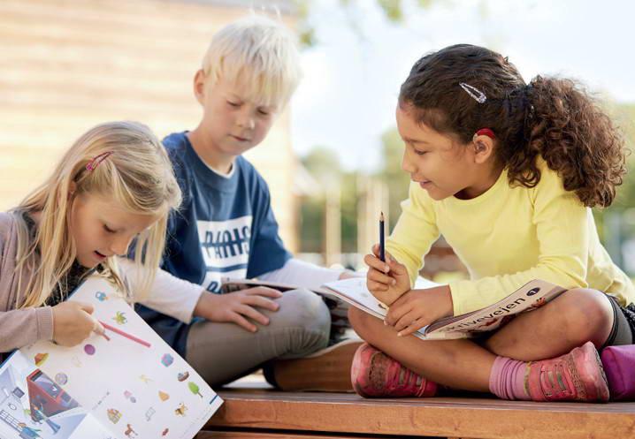 çocuk işitme cihazı Resound UpSmart